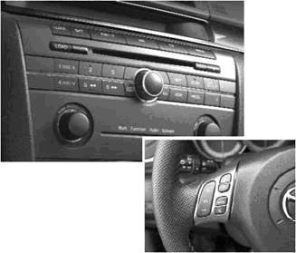 MAZDA3 AUDIO SYSTEM