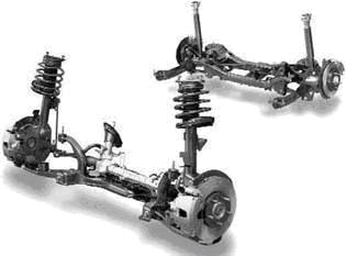 MAZDA3 SUSPENSION SYSTEM